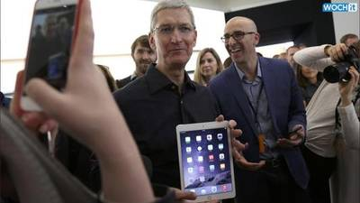 News video: New IPad Lets Users Swap Data Plans