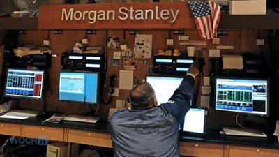 News video: Morgan Stanley, Armed With Cash From Fixed Income Dump, Goes Shopping